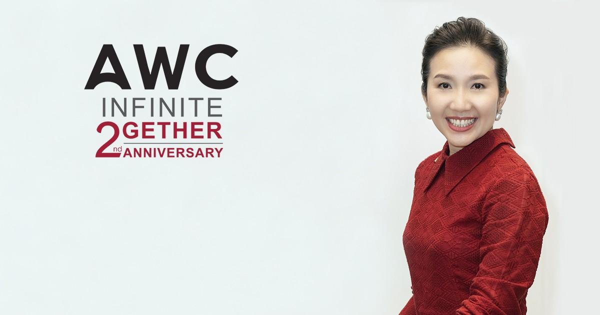 AWC INFINITE 2GETHER: 2ND ANNIVERSARY